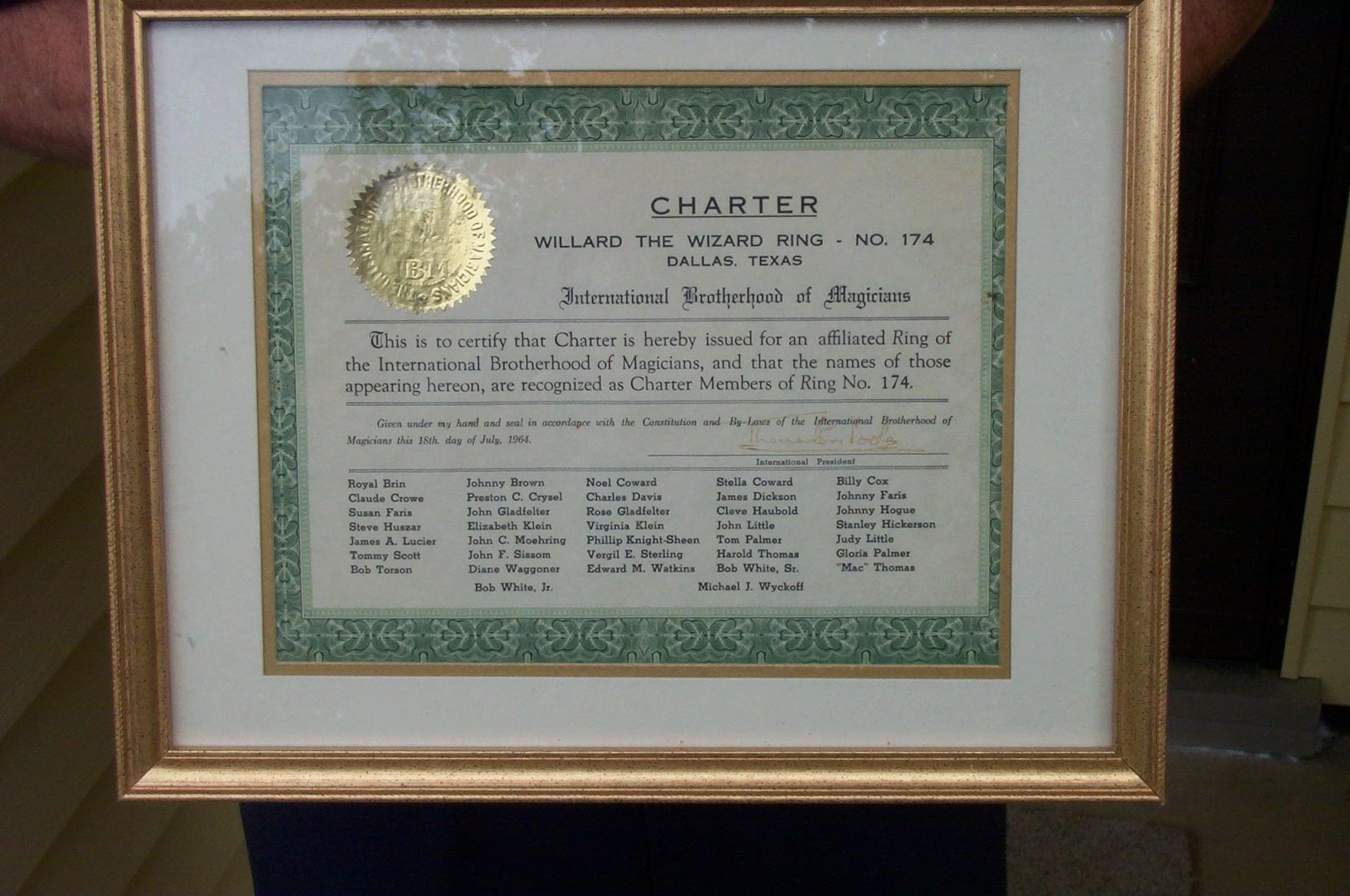 I.B.M. Charter